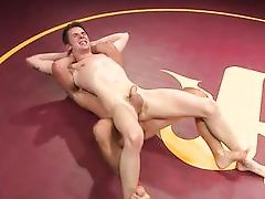 gay boys wrestle hard and dirty