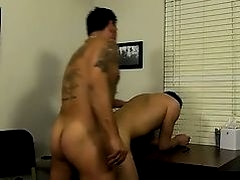 Naked guys Young Ryker Madison has desired his teachers' man