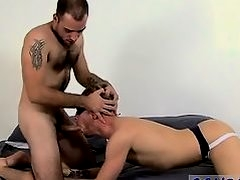 Nude men Andro Maas And Fraser Jacs
