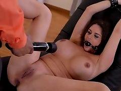 BBC MILF Anal Slave