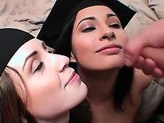 Graduation orgy
