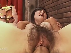 Shizuka Uses Holes to Escape Crime Lord (Uncensored JAV)