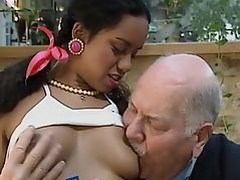 African sluts get banged by pulsating white cock