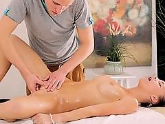 Kimberly's kinky massage