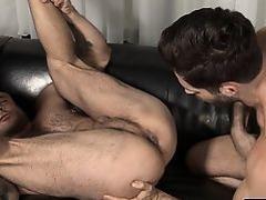 Tattoo gay foot fetish and cumshot