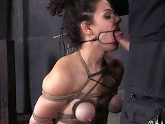 extreme mouth opening and punishment