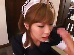 nippon maid acting dirty